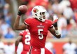 Today, could potentially be Teddy Bridgewater's last game in a Louisville uniform